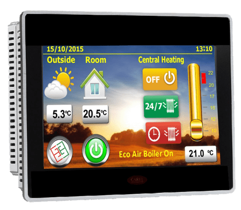 Eco Touch Control Panel